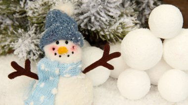 Snowman decoration|Snowman decoration