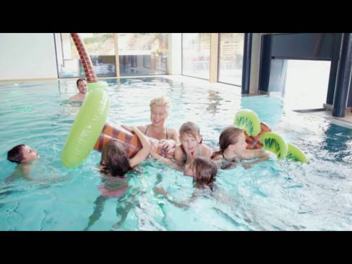 Family Activity Pool im alpina Zillertal